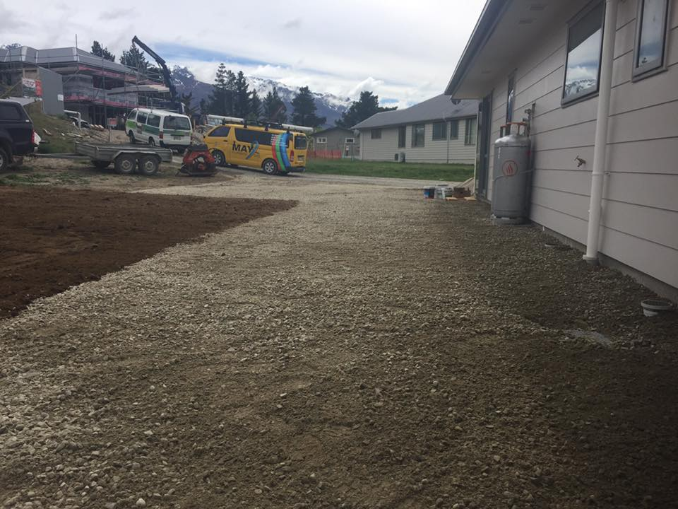residential excavations