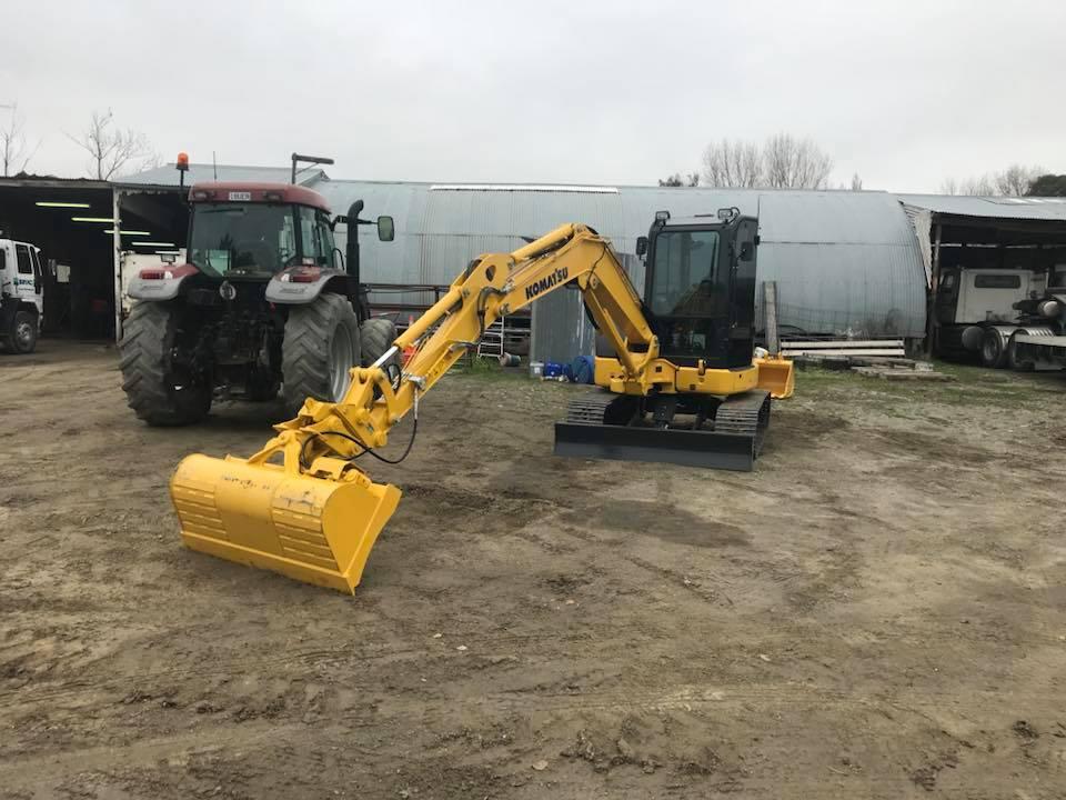 machinery hire